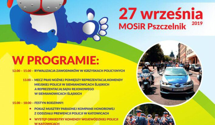 Zapraszamy na Igrzyska Policyjne i Festyn