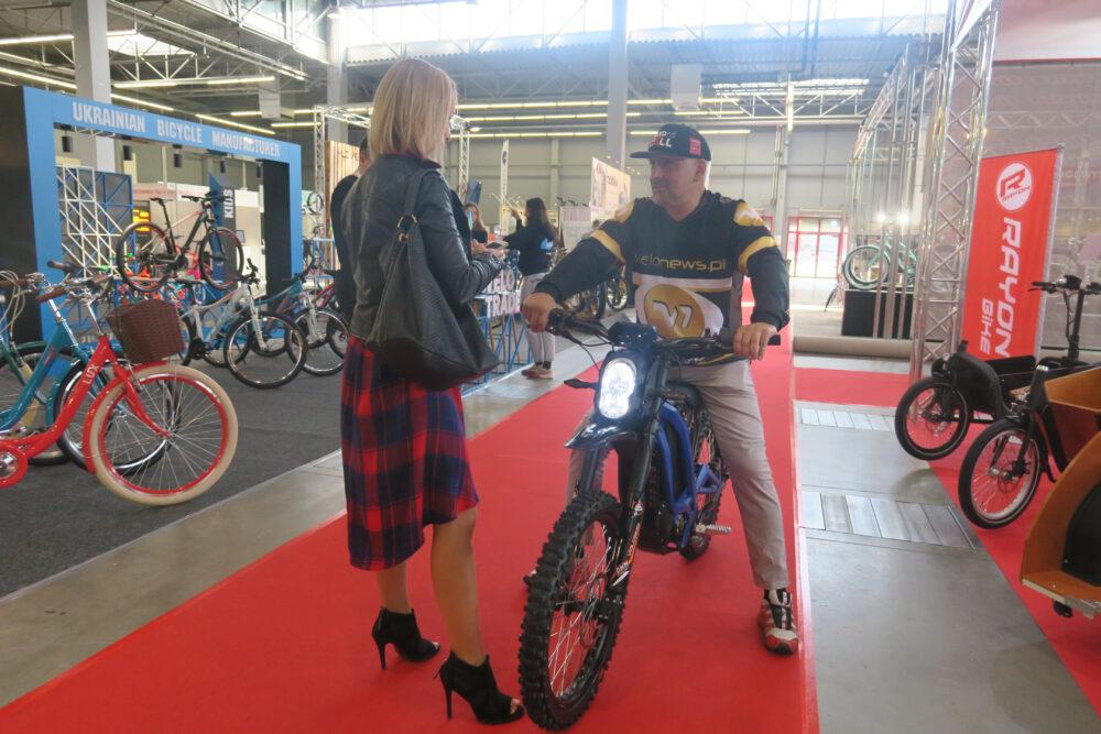 To jeszcze rower, czy już motorower?