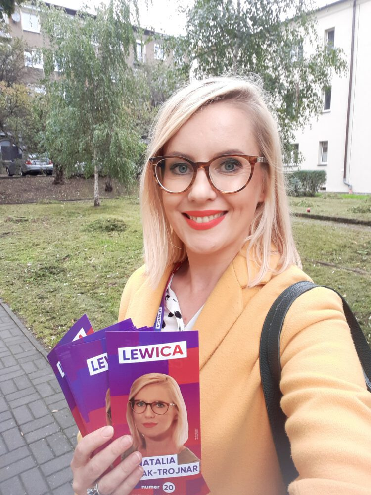 lewica Natalia Nowak- Trojnar