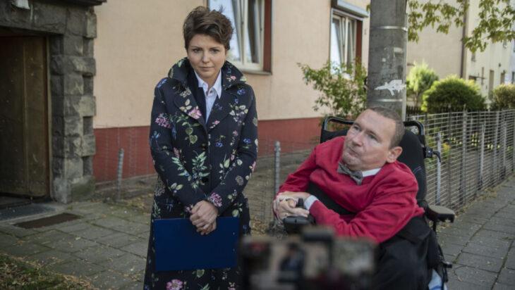 Monika Rosa i Marek Plura wspólnie o polityce senioralnej w Dniu Osób Starszych