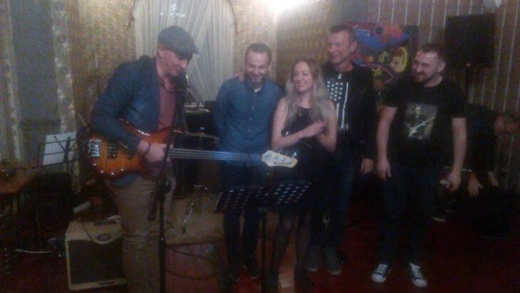 Rok temu jako gość specjalny wystąpił zespoł See You z Piotrem Kochankiem, rzecznikiem Ratusza w składzie.