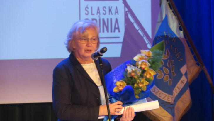 Jedną z nagród otrzymała prezydent Zabrza.