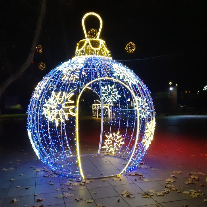 Dekoracje świąteczne, Rynek Siemianowice