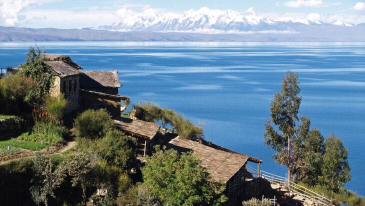 Jeziora Titicaca, niezapomniane widoki.