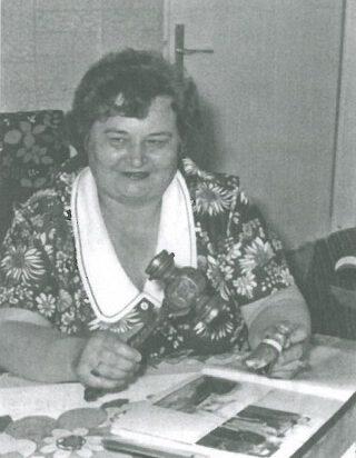 Irena Banderowicz – Nowak, matka chrzestna Kopalni Siemianowice II.