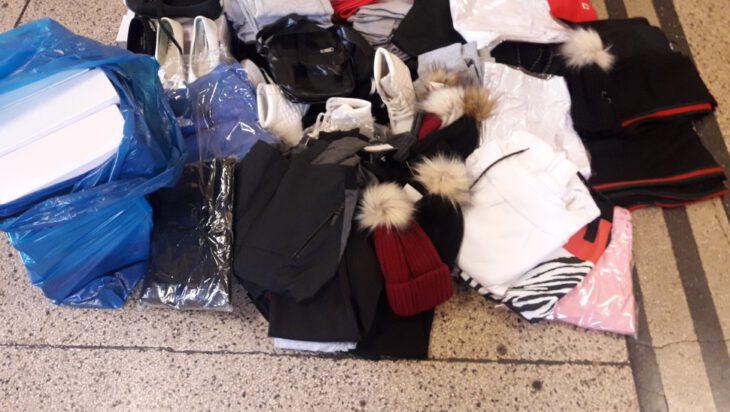 Podróbki markowej odzieży nie trafią na rynek