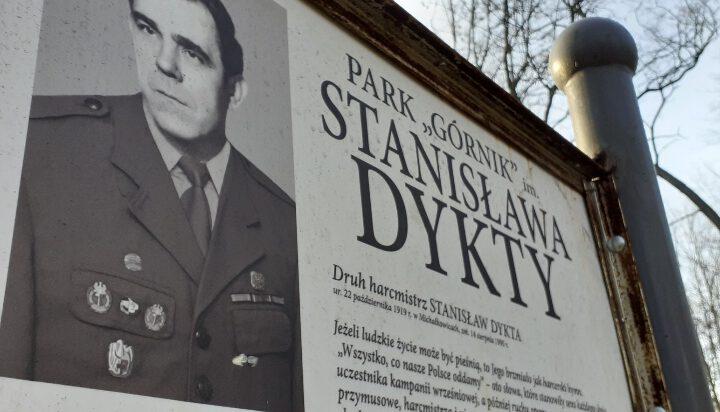 Druh Stanisław Dykta, patron michałkowickiego parku