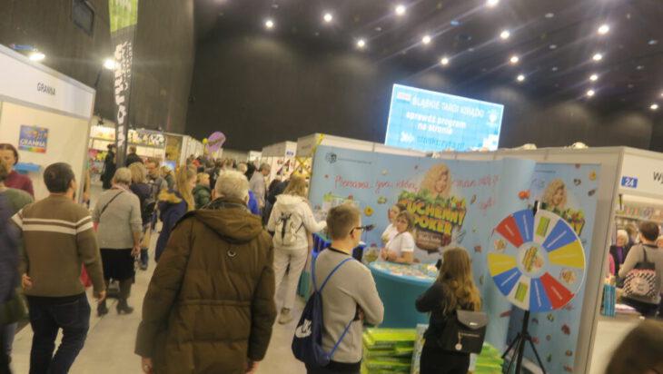Międzynarodowe Centrum Kultury po raz kolejny gościło Śląskie targi książki.