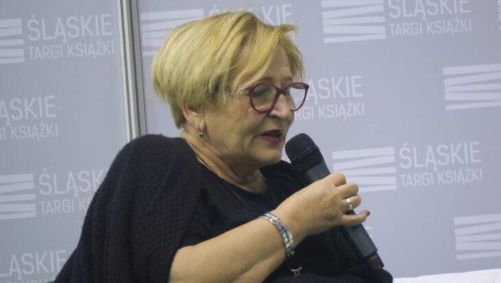 Katowicka pisarka Marta Fox.