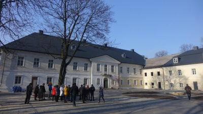 Co nowego w pałacu Donnersmarcków?
