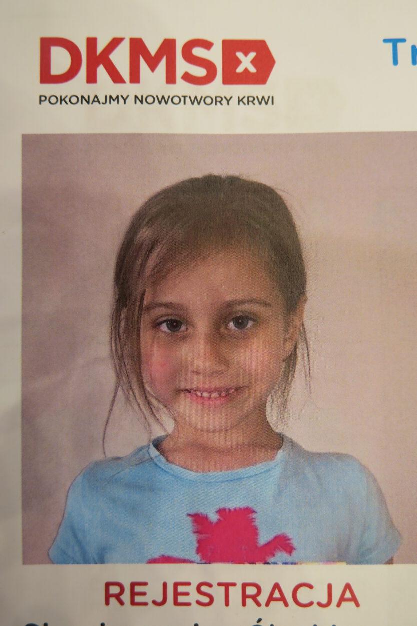 Kto pomoże 7-letniej Mai?