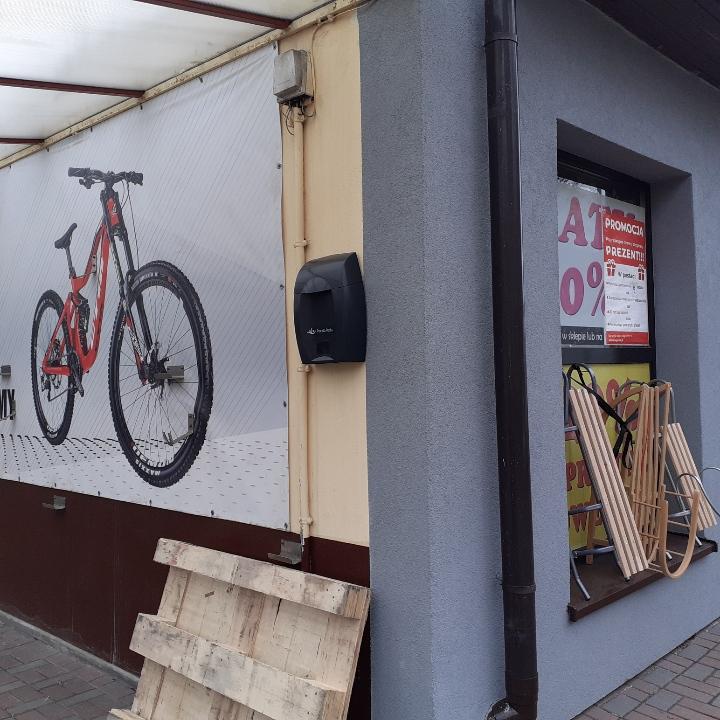 sanki i rower, Zygmunt Korczyński,