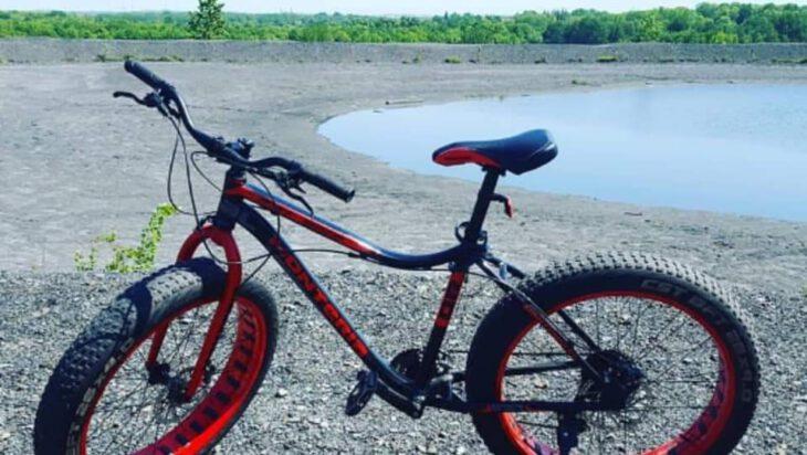 Policja szuka skradzionego roweru