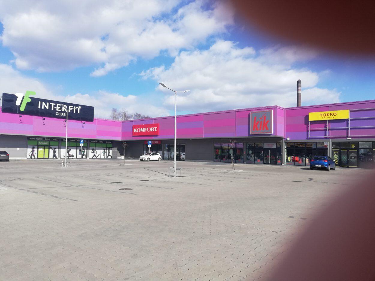 koronawirus Siemianowice Centrum handlowe ul. Kapicy, sobota, godz. 14:00