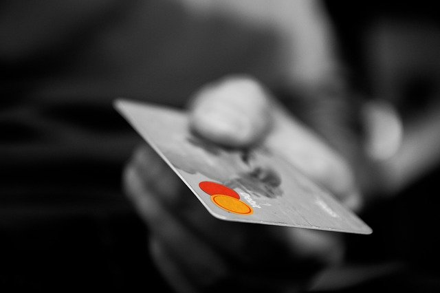 ukradziona karta kredytowa