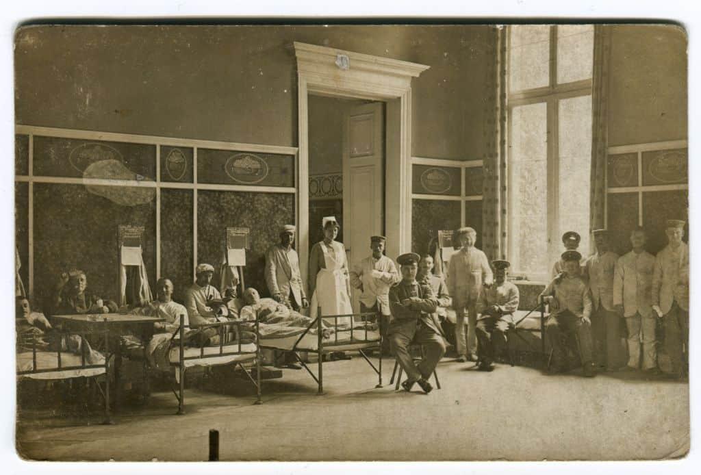 szpitale w siemianowicach w przeszłości