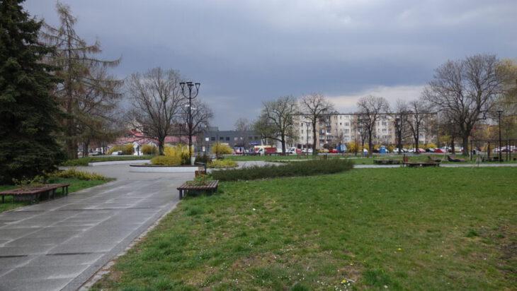 3. Michałkowice, Planty