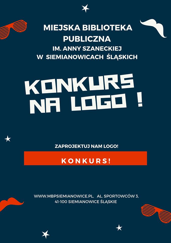 konkurs na logo Biblioteka Siemianowice