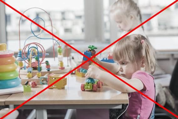 Siemianowickie przedszkola i żłobek pozostaną zamknięte