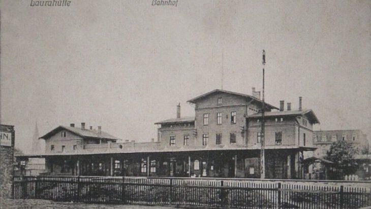 2. Stacja od strony peronu
