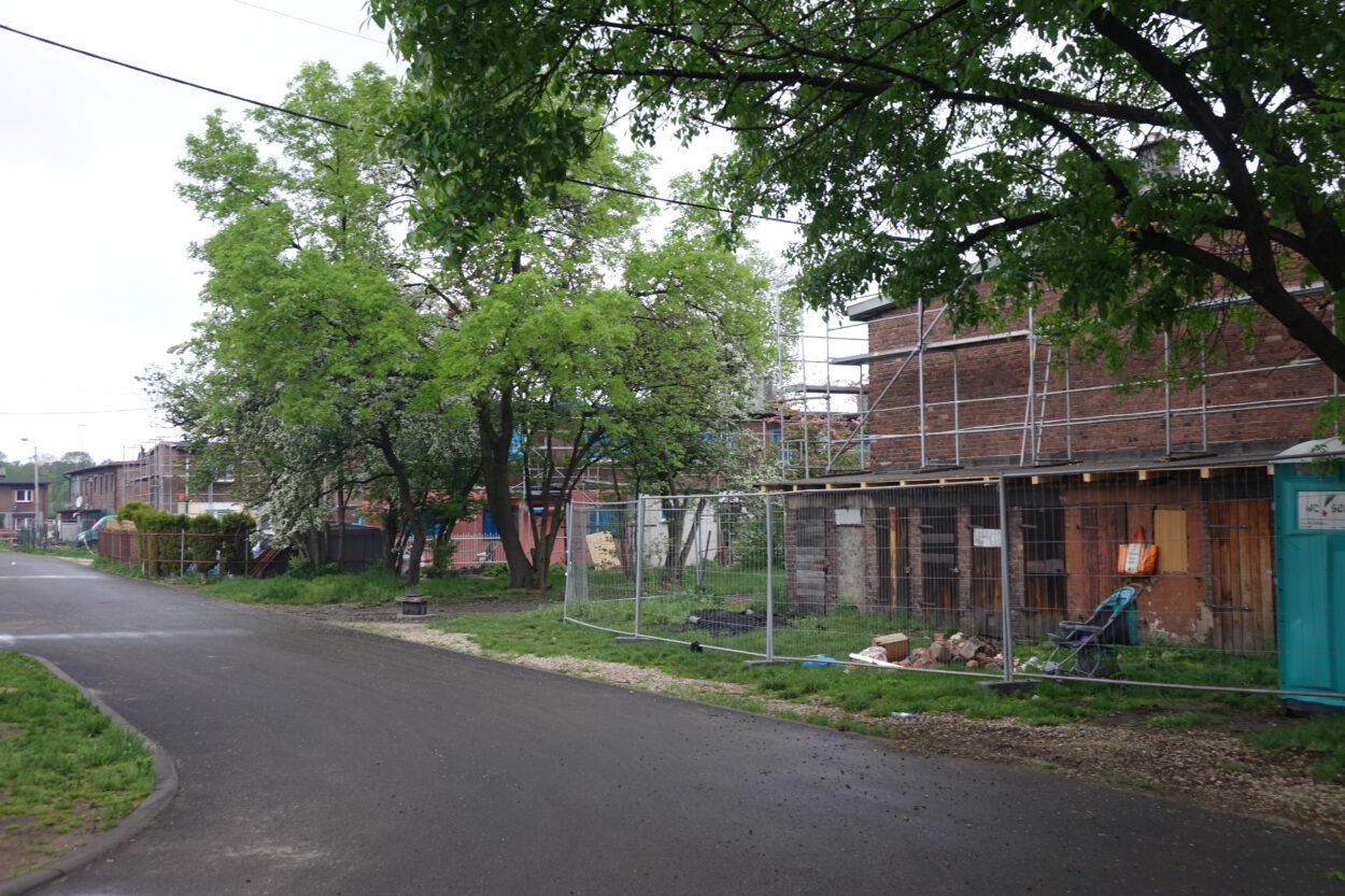 Remonty mieszkań socjalnych przy ul. Kołłątaja w Siemianowicach