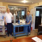 Respirator - EMSI Hightech, firma z Siemianowic Śląskich