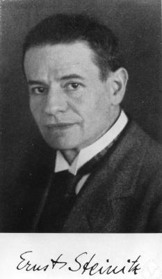 Ernst Steinitz - matematyk z Siemianowic