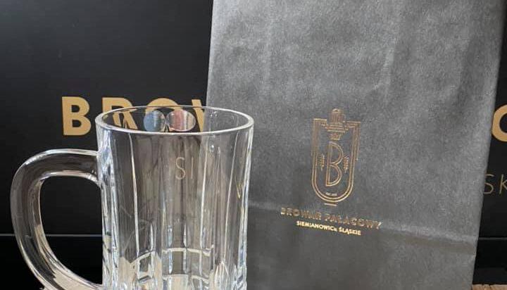 Kryształy z siemianowickiego pałacu