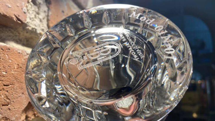 Kryształy z browaru pałacowego, czyli Donnersmarcków