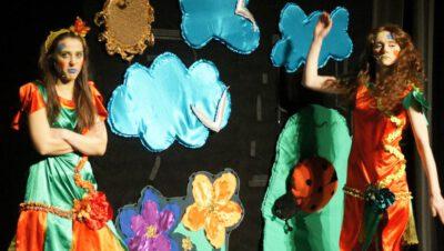Siemianowice: Z dzieckiem do teatru w siemianowickim amfiteatrze