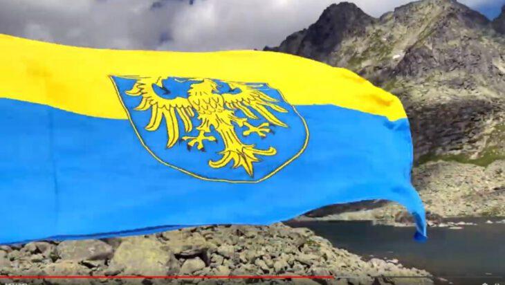 Śląska fana na najwyższym miejscu w Polsce [+FILM]