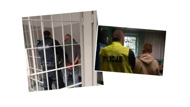 Nie pomógł policyjny dozór, więc trafił do aresztu