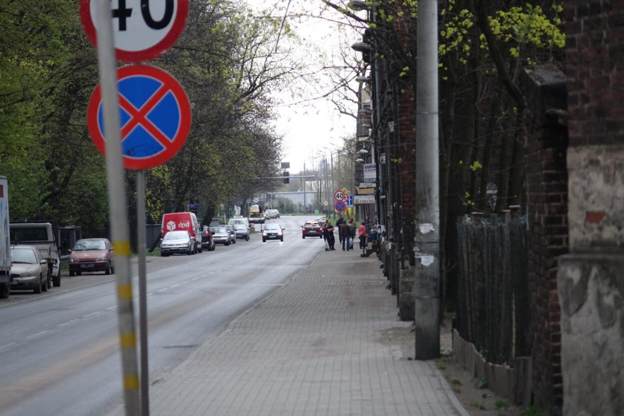ulica parkowa siemianowice