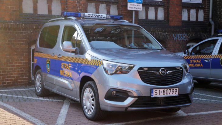 Siemianowice: Nowy radiowóz Straży Miejskiej