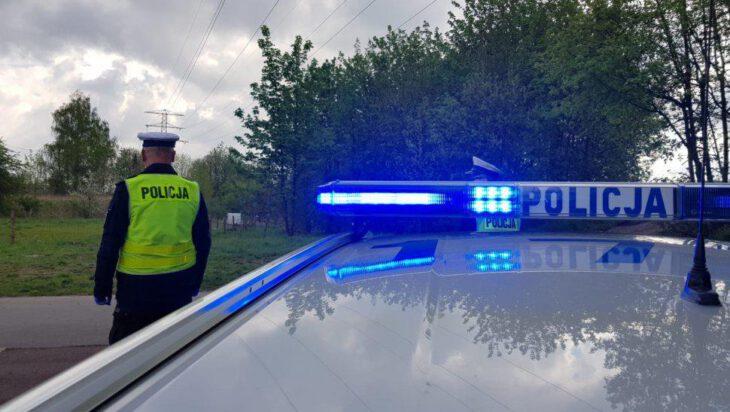 Siemianowice: Przed jazdą zatankował do pełna