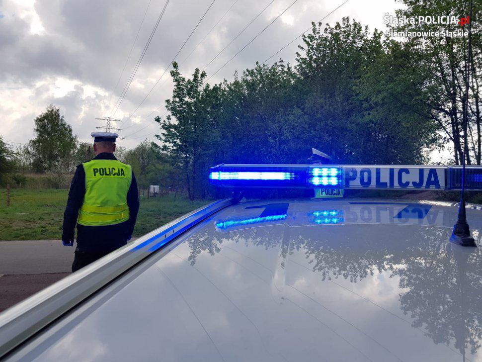 siemianowice patrol policji
