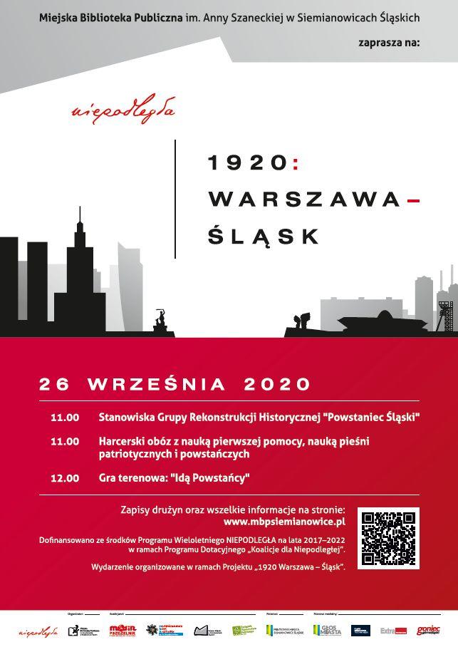 1920 Warszawa - Śląsk