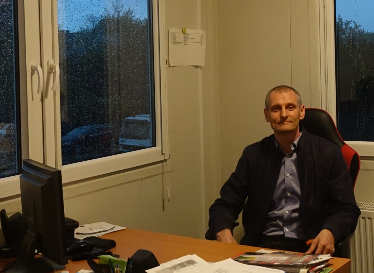 Adam Bisztyga prezes BM Recykling