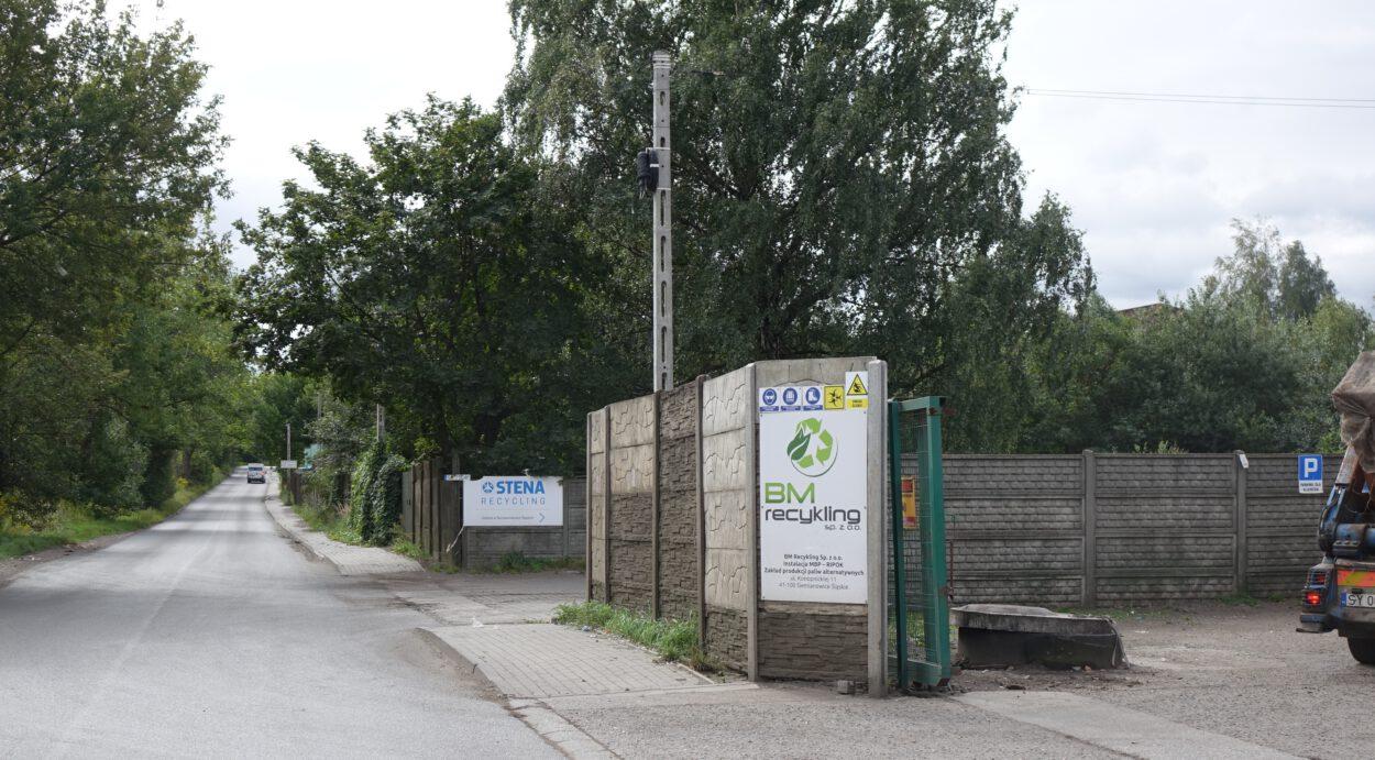 BM Recykling odpady siemianowice