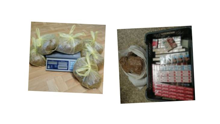 Siemianowice: Kontrabanda na targowisku