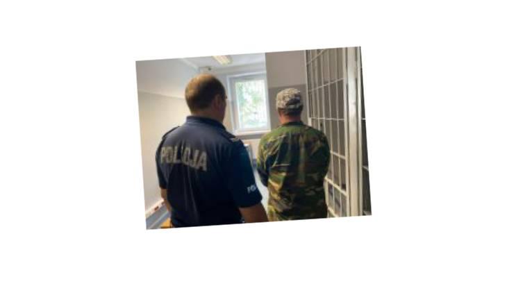 Policjant po służbie kontra promile