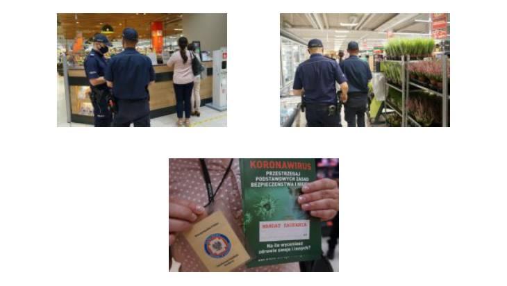Siemianowice: Policyjne patrole na nic, gdy rząd bałagani w prawie