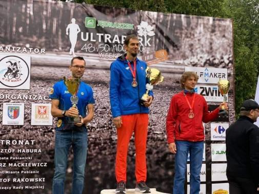 Siemianowiczanin mistrzem Polski ! [przebiegł 260 km]