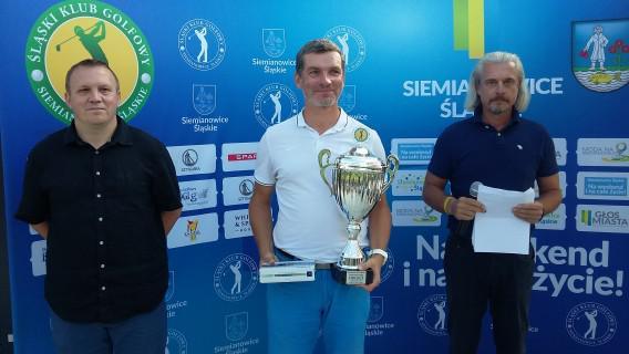 Sportowe Siemianowice: Wojciech Skolik z Pucharem Prezydenta [GOLF]