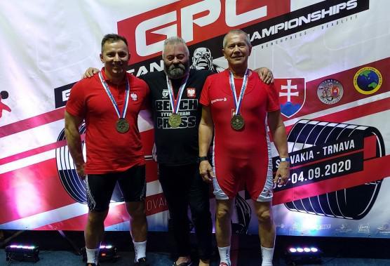 Sportowe Siemianowice: Siłacze znowu z medalami [2 złote + 1 srebrny]