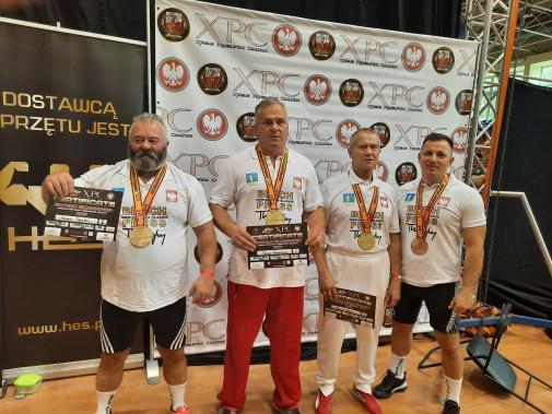 Siemianowiccy siłacze znowu spisali się na medal !!!