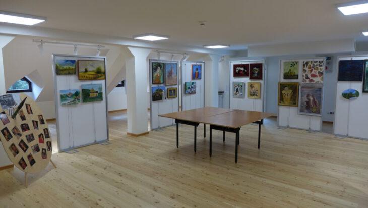 6. Sala wystaw