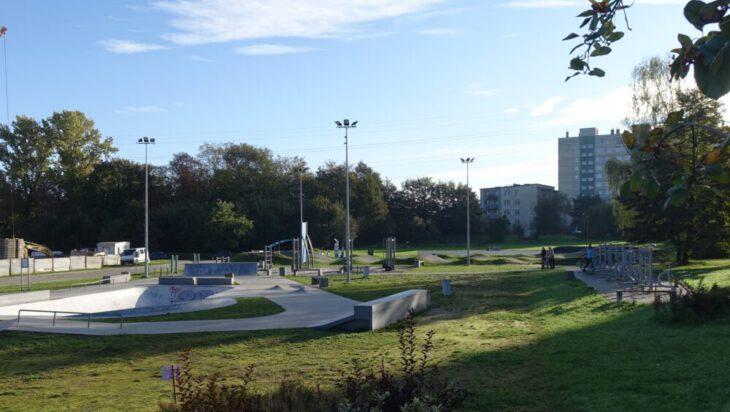 W sobotę (3 października) oficjalnie zakończono tegoroczna działalność skateparku przy ul. Wróbla.