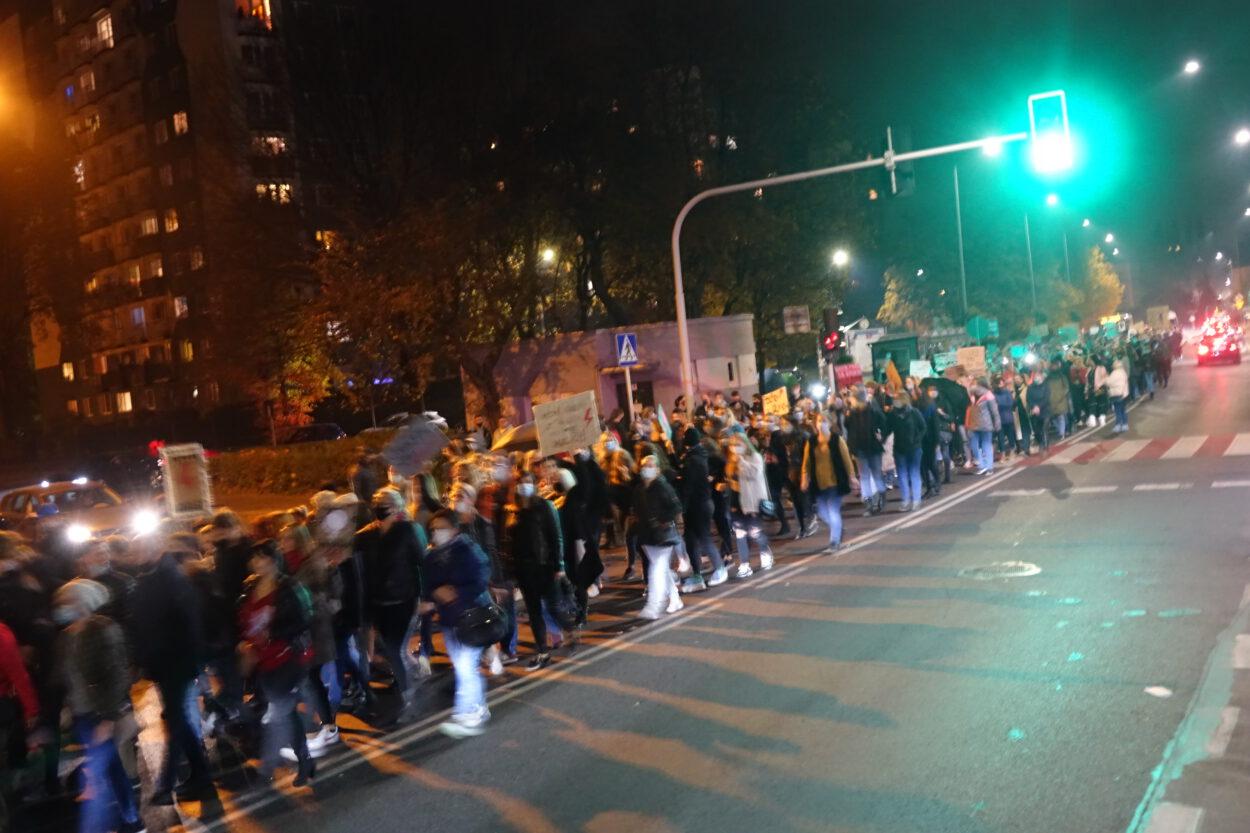 siemianowice strajk kobiet piekło kobiet gniew i moc
