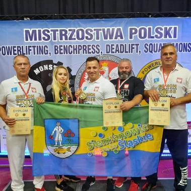 Mistrzowie w wyciskaniu złotych medali!